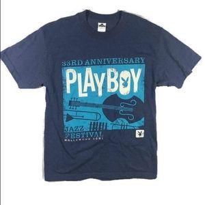 33rd playboy jazz festival tee